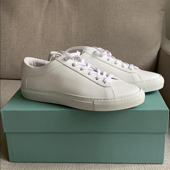 koio Shoes   Koio Capri Triple White